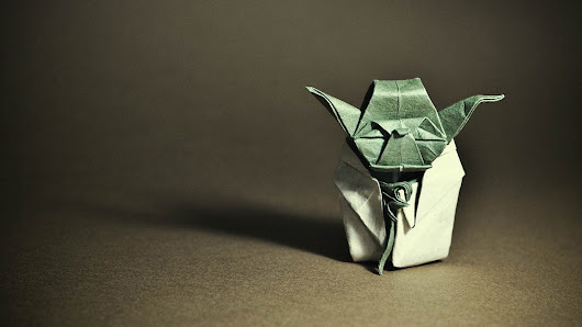 Some of My All-Time Favourite Star Wars Origami to Celebrate Star Wars Day