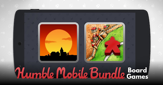 Humble Mobile Bundle: Board Games