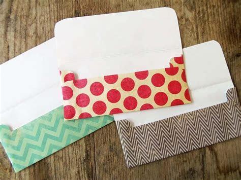 Printable Money Envelope Templates