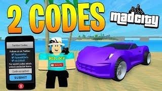 roblox mad city codes season 5