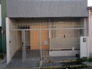 Casa onde funcionava jogos de azar (Foto: Ismael Silva/ Divulgação)