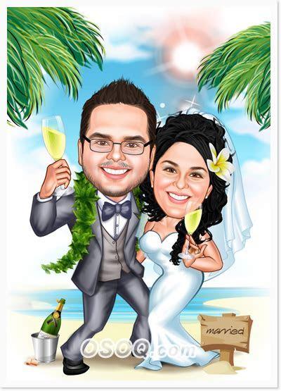 Wedding Caricatures   Osoq.com