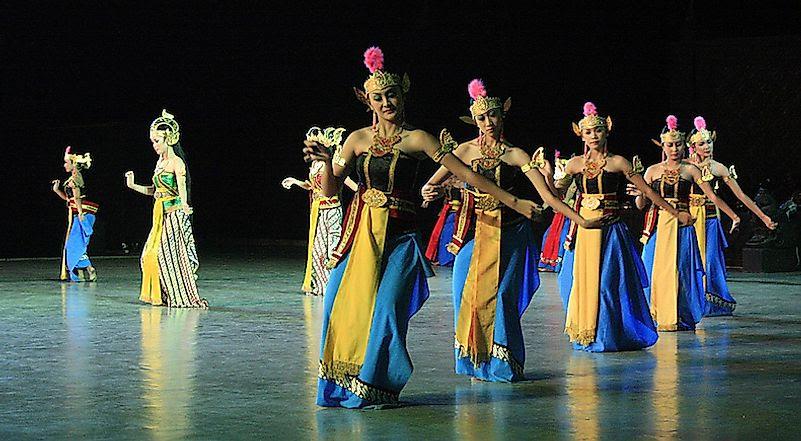Largest Ethnic Groups In Indonesia  WorldAtlas.com