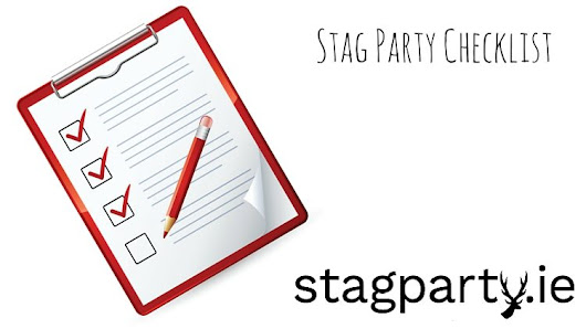 Checklist | Planning | StagParty.ie