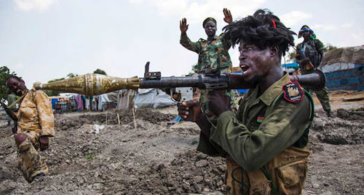 South Sudan Buys Weapons Amid Famine: UN Report