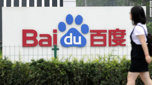 Baidu doubles down on AI, but will it succeed? - CNN Video