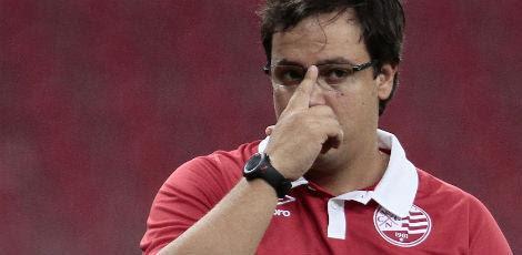 Dado Cavalcanti reconheceu que Náutico não jogou bem contra Oeste /