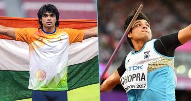 20 YO Neeraj Chopra Created History By Winning India's First Ever Gold In Javelin Throw At Asian Games