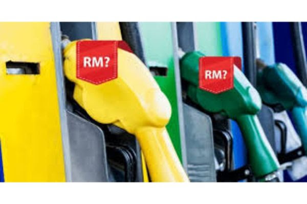 Prices of fuel down | Daily Express Online - Sabah's ...