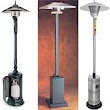 Patio Heaters - Portable Outdoor Patio Heater - Electric, Propane, Gas, & Infrared.