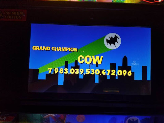 Pic of the Day: Batman 66 – 7.9 Quadrillion (maybe) (Probably a lot more) | Fun With Bonus