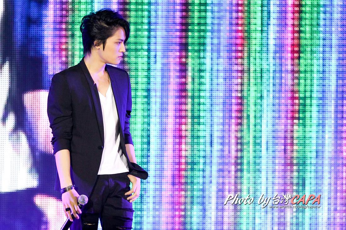 臺灣capa的k-Pop世界: 金在中Kim Jae Joong臺灣見面會56P by CAPA 20120523