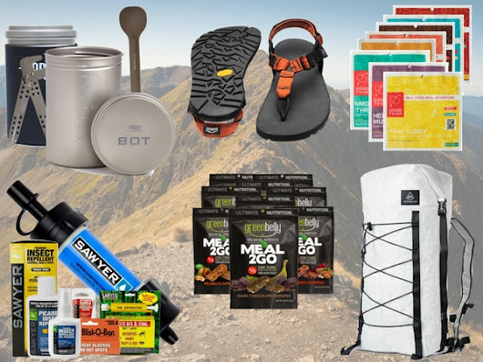 Backpacking Giveaway