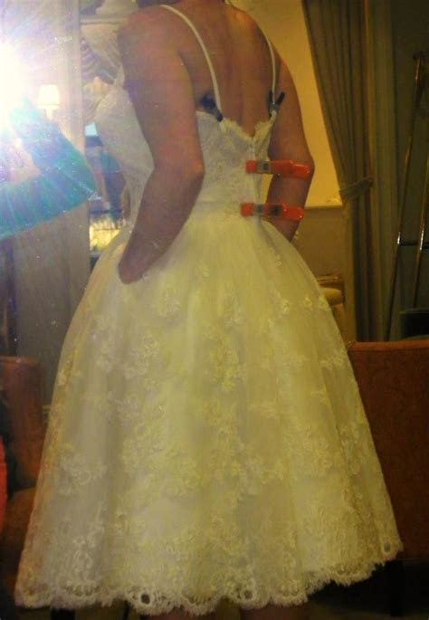 Priscilla Of Boston English Net With Lace Layered Over A