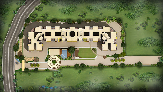 Layout of Vastushodh's UrbanGram - How is Vastushodh's UrbanGram at Kondhawe Dhawade, near Warje, in Pune 411 023?