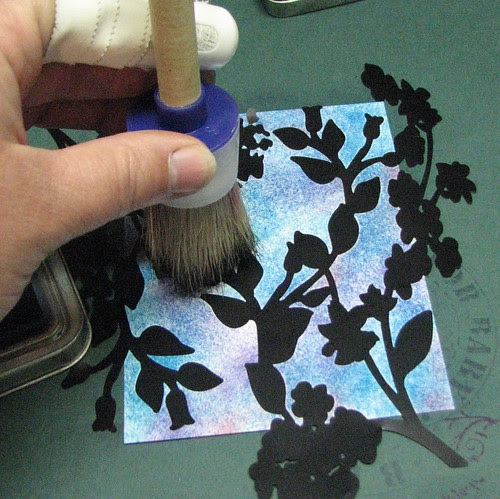 stipple brush & masks007