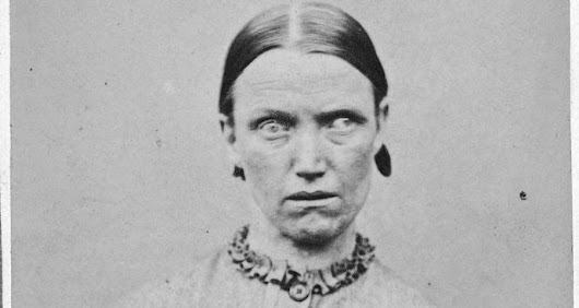 37 Haunting Portraits Of Victorian Lunatic Asylum Patients