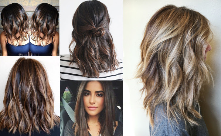 40 amazing medium length hairstyles amp shoulder length haircuts 40 amazing medium length hairstyles amp shoulder length haircuts 2017 winobraniefo Image collections