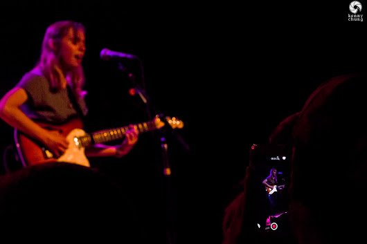 Julien Baker at the Music Hall of Williamsburg, Brooklyn