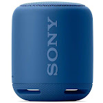 Sony SRS-XB10 Portable Speaker - Wireless - Blue