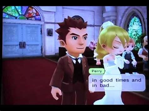 Harvest Moon: Animal Parade   Owen/Kathy Rival Wedding