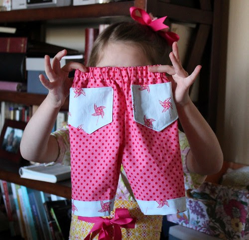 Tiny Baby Pants