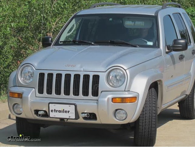 Trailer Wiring Harnes 2008 Jeep Liberty