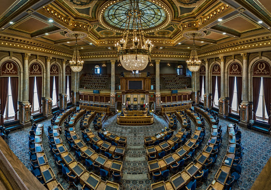 Iowa House to Review Contested Election in Iowa House District 55 | Caffeinated Thoughts