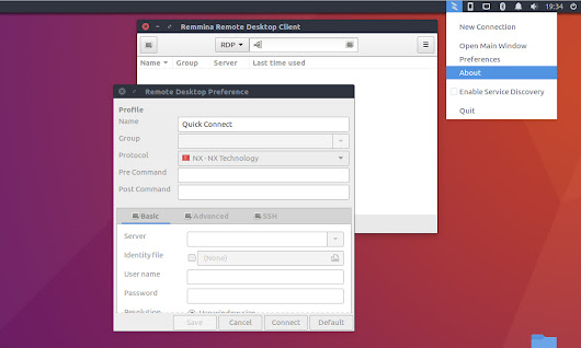 The Easy Way To Install Remmina 1.2 on Ubuntu 16.04 LTS