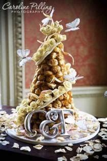 Wedding Ideas   Croquembouches   Weddbook