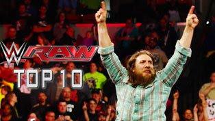 John Cena w 10 najlepszych momentach ostatniego RAW