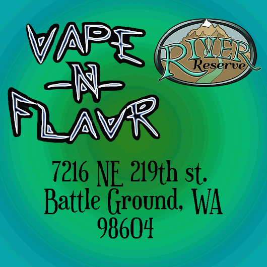 Vape-n-flavr Welcome to the Family!! | River Reserve E-liquid
