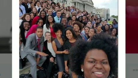 Dems post photo of diverse interns after Ryan selfie