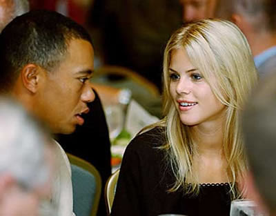 Tiger Woods - luxúria