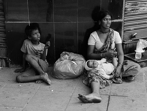 God could not be everywhere, so he created mothers. by firoze shakir photographerno1