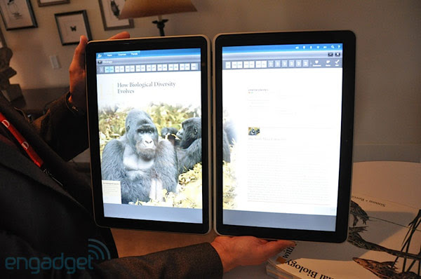 Kno receives new funding for its humongous dual-screened tablet, still hoping to ship this year