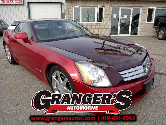 Used 2004 Cadillac XLR for Sale in Toledo OH 43605 Granger's Automotive