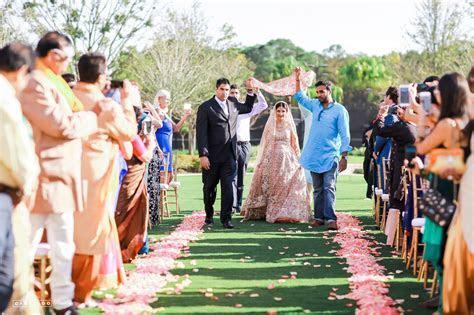 Indian Wedding at Four Seasons Resort Orlando