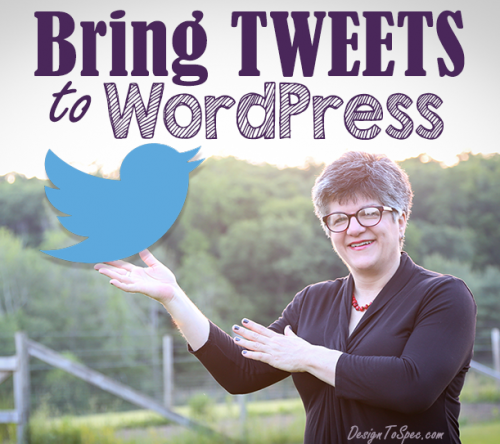 Share Ideas - Bring Tweets to WordPress Blogs