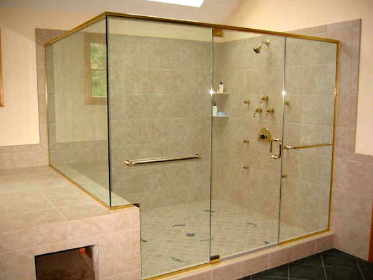 The Outstanding Value of New Glass Shower Doors in Michigan