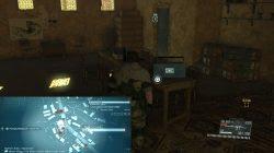 Behind the Drapery cassette tape location mgs5