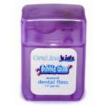 Oraline 12 Yd Bubblegum Dental Floss 144/Cs
