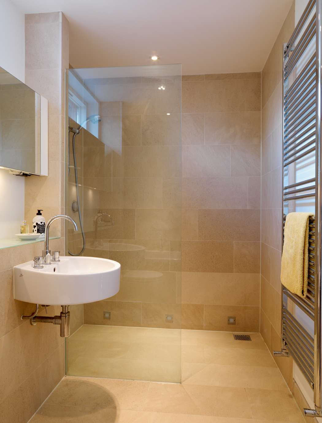 Stylish Small Bathroom Design Ideas for a Space-Efficient ...