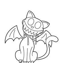 Dibujos De Gato Negro Para Colorear Imprimir 22 Gatos Negros Para