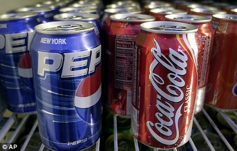Can't beat the real thing: The revelation will cause concern among those who chose the carbonated soft drink for religious, health or safety reasons