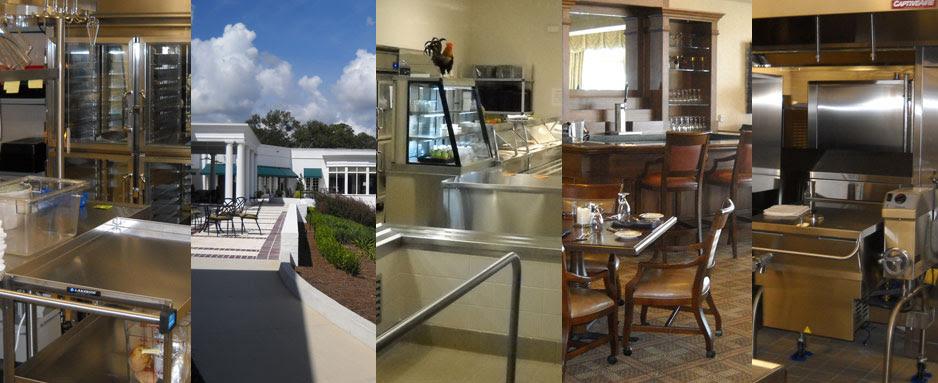 Commercial Kitchen Design - Jacksonville