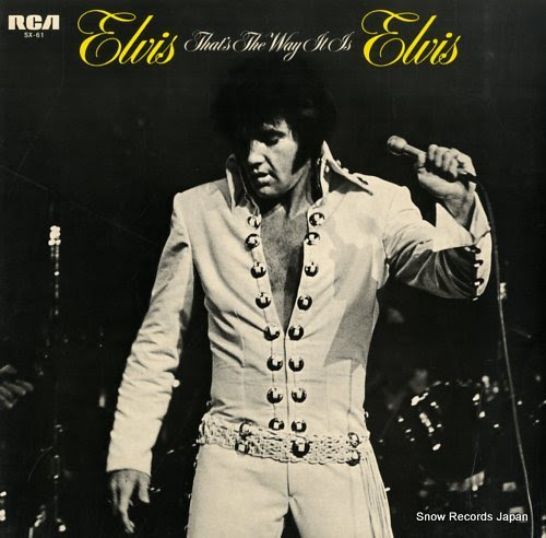 PRESLEY, ELVIS that's the way it is