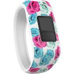 Garmin Wrist Strap for Garmin vívofit jr - Real Flower