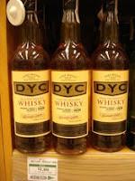 d y c spanish whisky