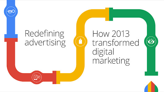 Redefining Advertising: How 2013 Transformed Digital Marketing – Google